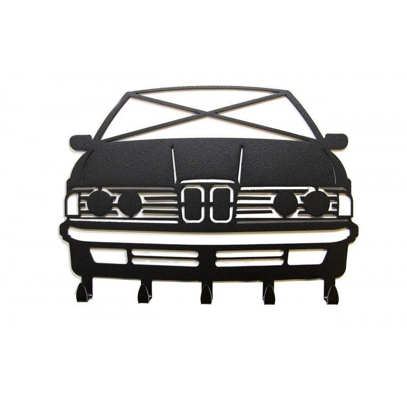 Wieszak na klucze BMW E24 ekstra prezent drift - GRUBYGARAGE - Sklep Tuningowy